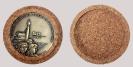 Projeto - Caixa redonda para medalha